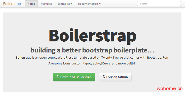 bootstrap wordpress framework 1