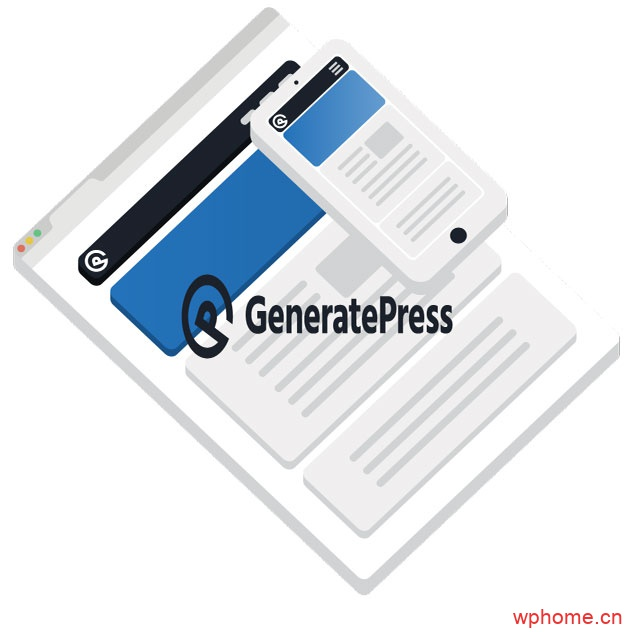 GeneratePress主题